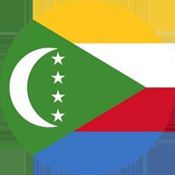 The Union of Comoros Flag