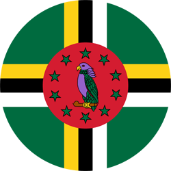 The Commonwealth of Dominica Flag