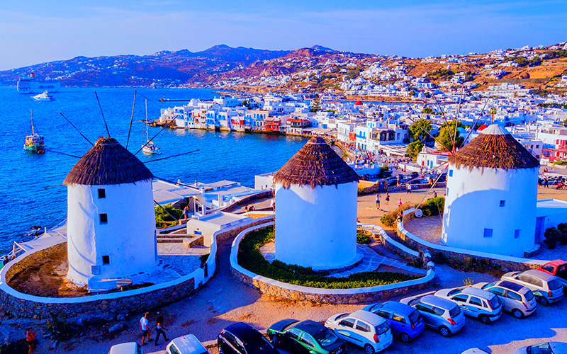 Financially Independent Person VISA - (FIP Visa) - Greek Residence Permit