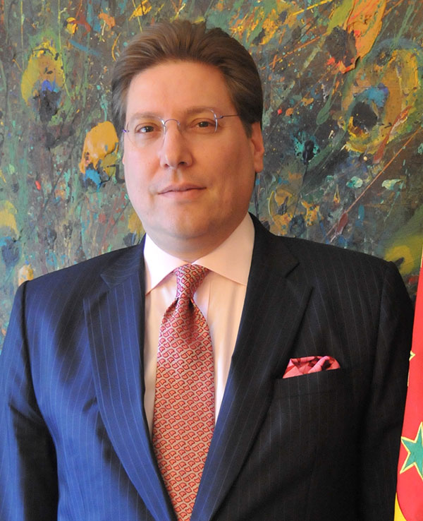 Christos Th. Vardikos Attorney at law, Consul of the Commonwealth of Dominica