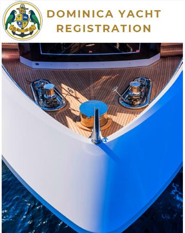 Dominica Private/Pleasure Yacht Registration Services