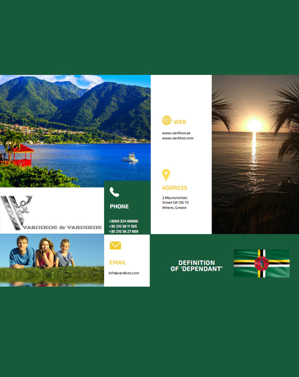 Dominica Economic Citizenship Authorised Agents | Vardikos & Vardikos