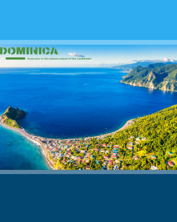 Welcome to The Commonwealth of Dominica: Nature Isle of Caribbean